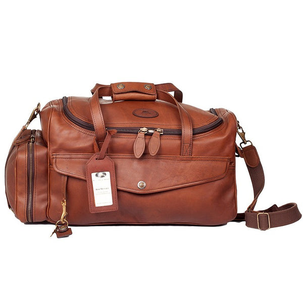 Melvill & Moon Leather Kilimanjaro Camera Bag | Brown - KaryKase