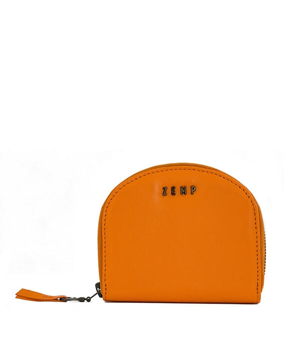 Zemp Kim Ladies Purse | Orange - KaryKase