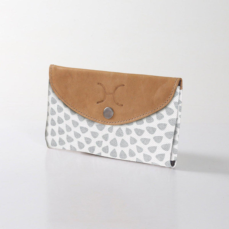 Thandana Ladies Laminated Fabric Purse - KaryKase