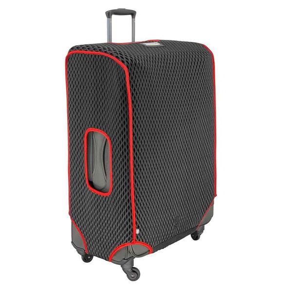 Luggage Glove Diamond - Large (75cm+) Cover | Red - KaryKase