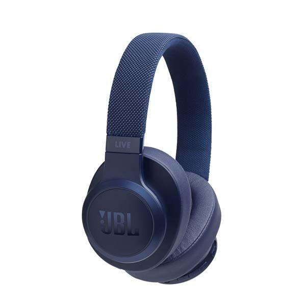 JBL Live 500BT Wireless On-Ear Headphone | Blue - KaryKase