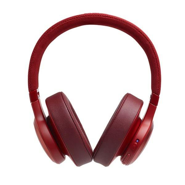 JBL Live 500BT  Wireless On Ear Headphone | Red - KaryKase