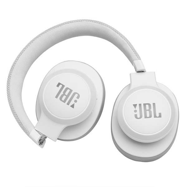 JBL Live 500BT  Wireless On Ear Headphone | White - KaryKase