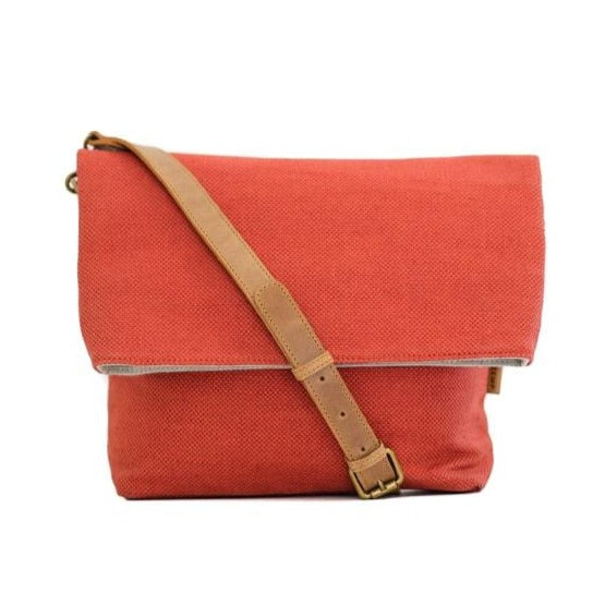Zemp Long Beach Medium Crossbody Bag | Mars - KaryKase