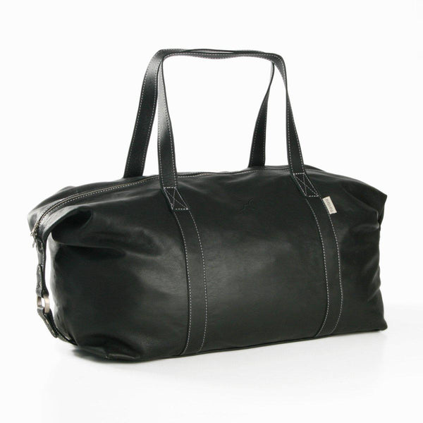 Thandana Masai Leather Carrier Luggage Bag - KaryKase