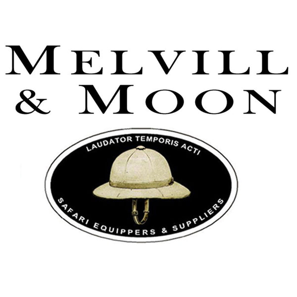 Melvill & Moon Bird Book Cover | Black