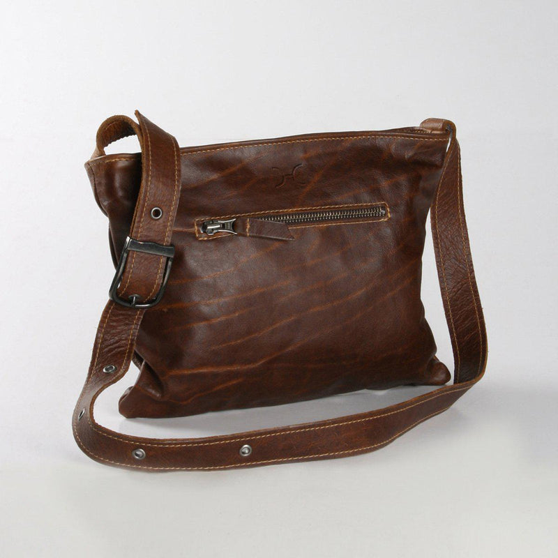 Thandana Mini Messenger Leather Handbag - KaryKase
