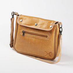 Thandana Mini Nappy Leather Bag - KaryKase