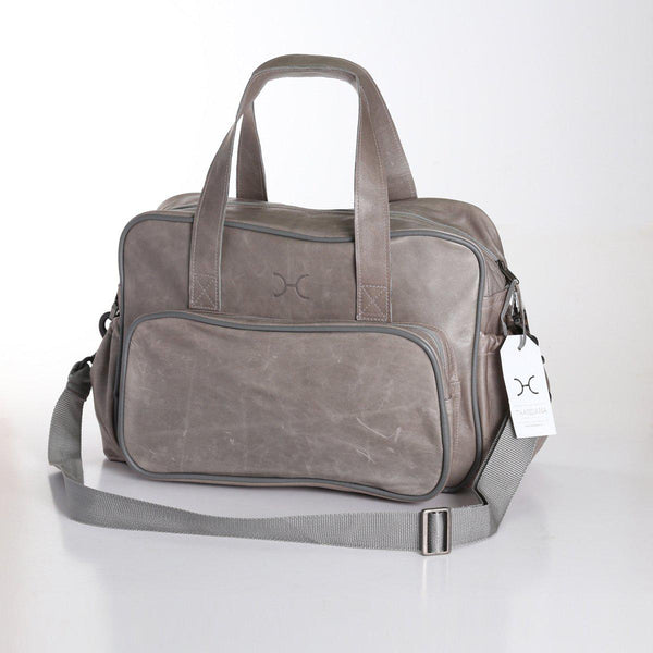 Thandana Leather Nappy Bag - KaryKase