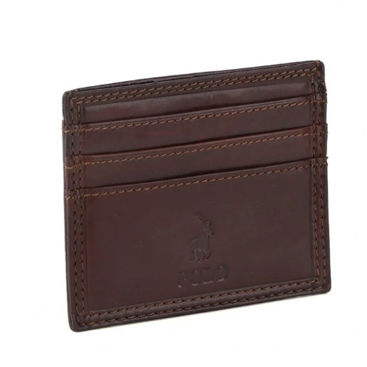 Polo Kenya Drivers Licence Insert Wallet | Brown - KaryKase