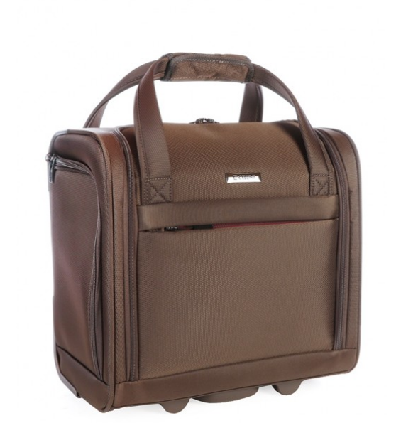 Cellini Xpress Underseat Business Trolley Case | Olive - KaryKase