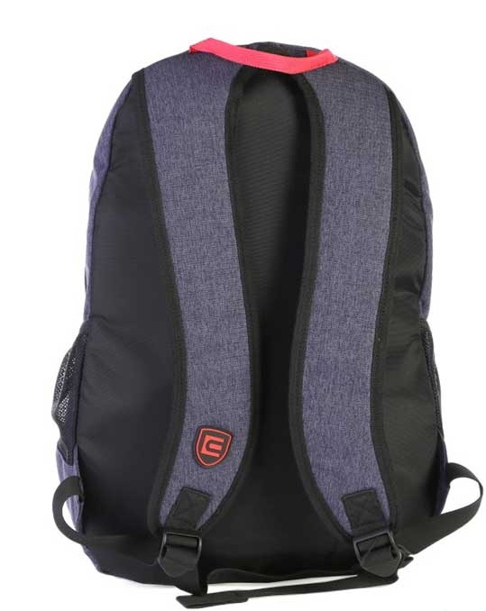 Cellini Uni Queen Dome School Backpack | Cardinal Red - KaryKase