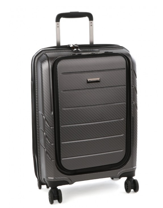 Cellini Microlite 54cm Business Carry-on | Grey - KaryKase