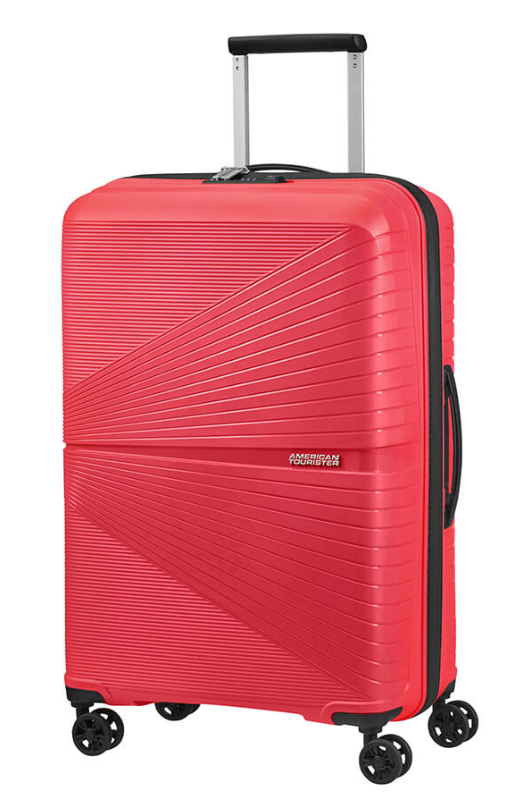 American Tourister Airconic 67cm Medium Spinner | Paradise Pink