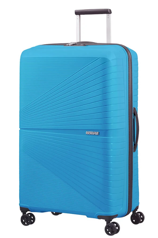 American Tourister Airconic 77cm Large Spinner | Sporty Blue - KaryKase