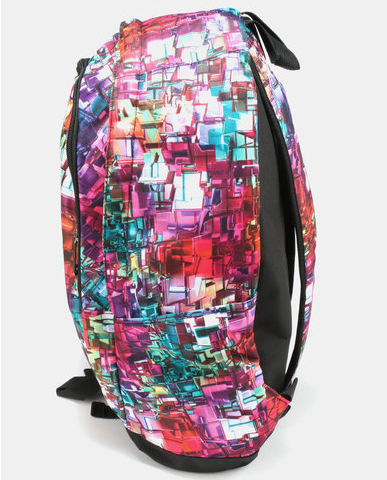 Volkano Kaleidoscope Series Backpack | Multi Colour