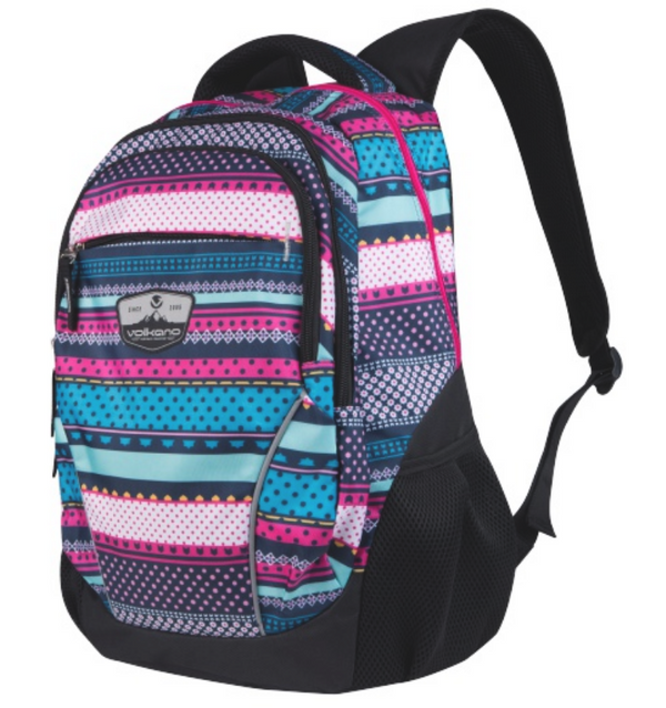Volkano Champ Backpack 22L | Micro Aztec