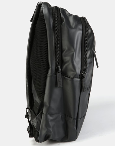 Rocka Stamped Series Backpack | Black - KaryKase