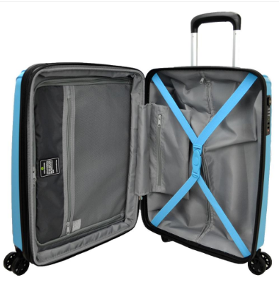 Conwood Pacifica 55cm Cabin Spinner | Blue