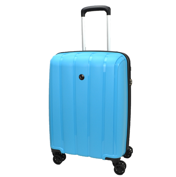 Conwood Pacifica 55cm Cabin Spinner | Blue - KaryKase