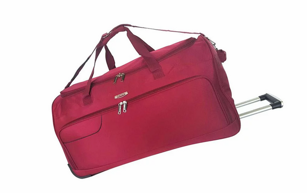 Tosca Gold Ultralight 70cm Duffel Bag | Red - KaryKase