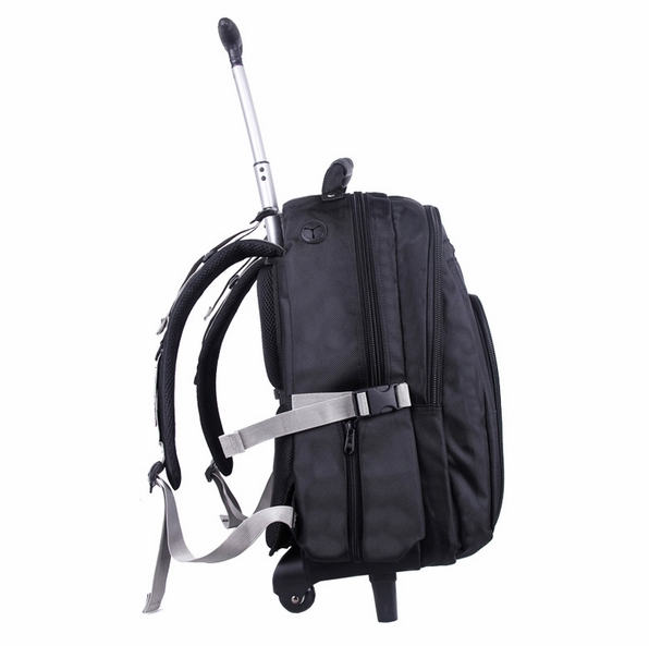 "Aoking Laptop Trolley 19"" Backpack 
