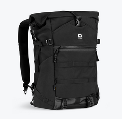 Ogio Alpha Core Convoy 525r Rolltop Backpack | Black - KaryKase