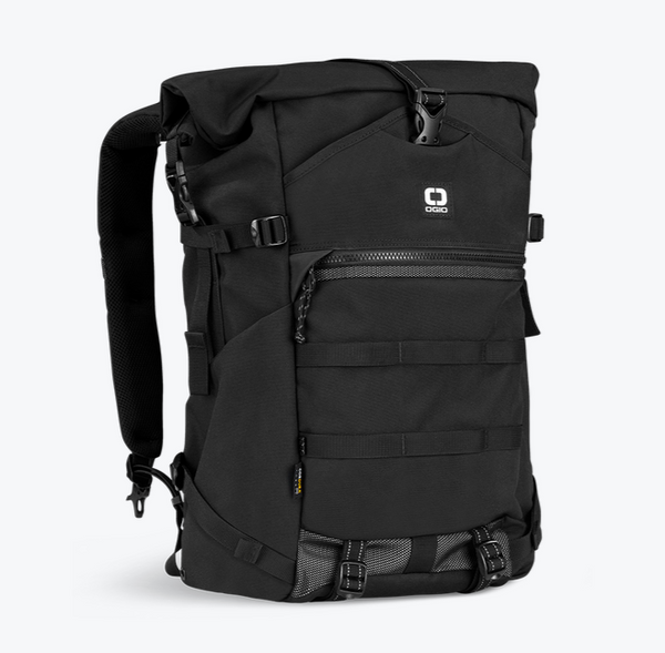 Ogio Alpha Core Convoy 525r Rolltop Backpack | Black