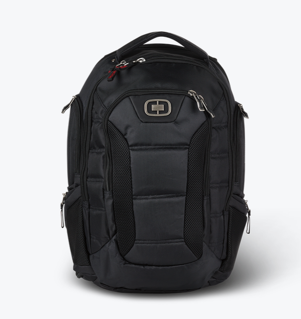 Ogio Bandit 17inch Laptop Backpack | Black - KaryKase