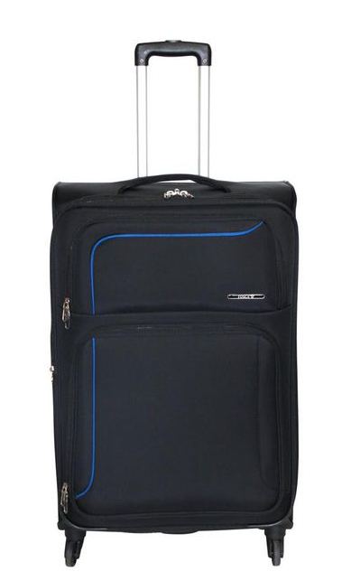 Tosca Sky Expandable 70cm Large Spinner | Black - KaryKase