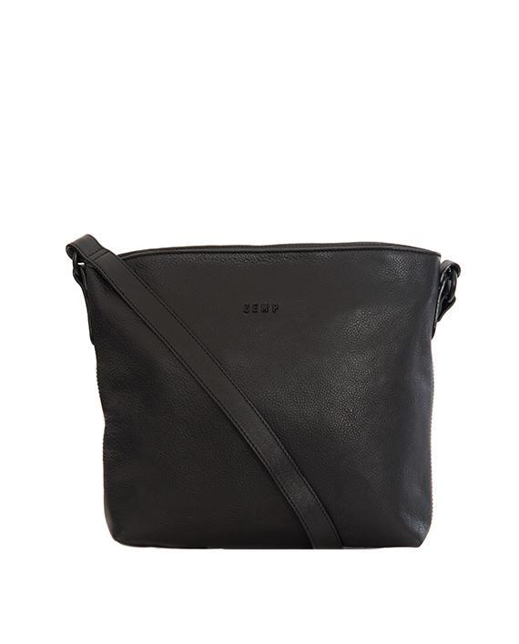 Zemp Orlando Cross Body Bag | Black - KaryKase