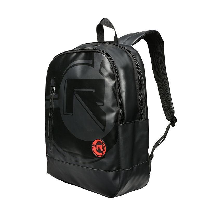 Rocka Stamped Series Backpack | Black