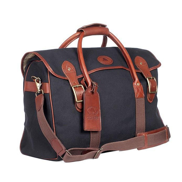 Melvill & Moon Canvas Rift Valley Day Bag | Black - KaryKase