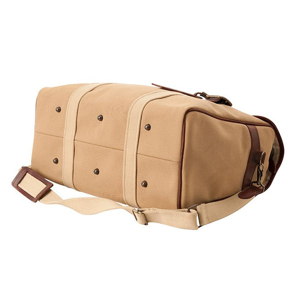 Melvill & Moon Canvas Rift Valley Day Bag | Khaki - KaryKase