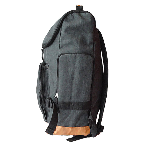 Eco Earth Urban Laptop Backpack | Grey