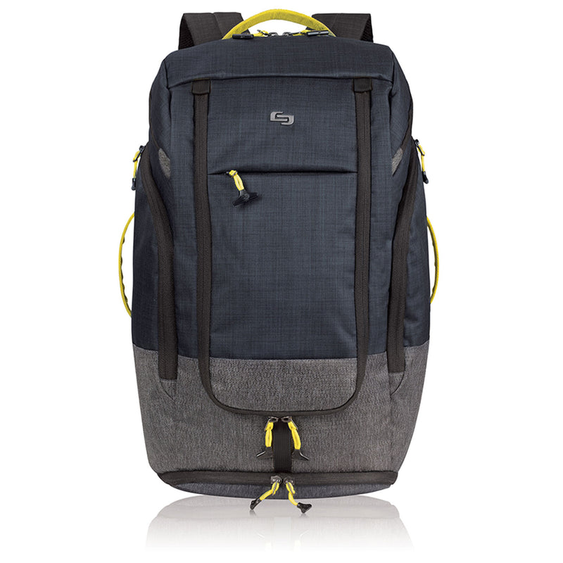 Solo Everyday Max Backpack 17.3″ | Blue/Grey
