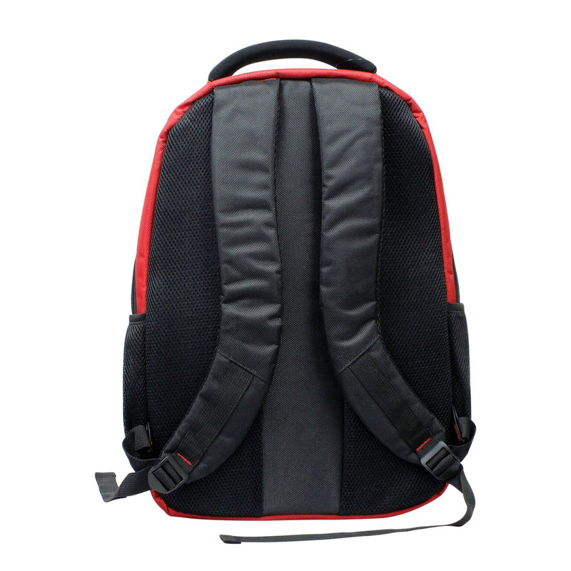 Volkano Jet Series Laptop Backpack | Red