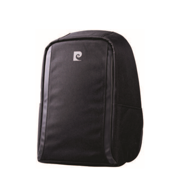 Pierre Cardin Phantom Anti-theft Laptop Backpack | Black