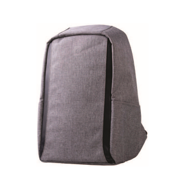 Pierre Cardin Phantom Anti-theft Laptop Backpack | Grey - KaryKase