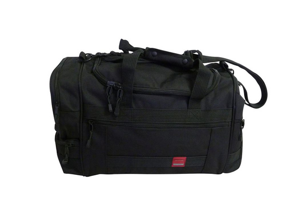 Tosca Trail Cardura Duffel Bag | Black
