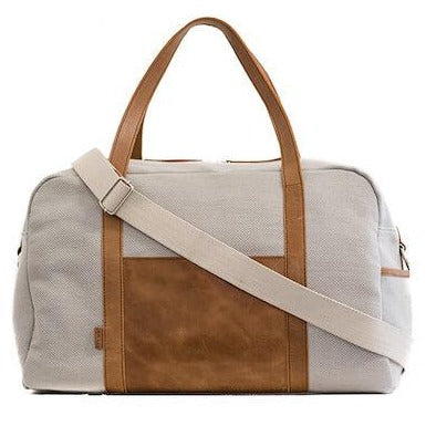 Zemp Serenity Weekender Travel Bag | Platinum - KaryKase