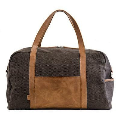 Zemp Serenity Weekender Travel Bag | Charcoal - KaryKase