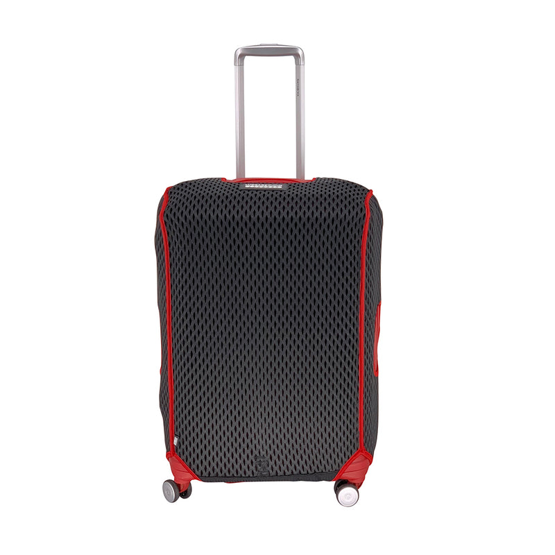Luggage Glove Diamond - Small(60-68cm) Cover | Red - KaryKase