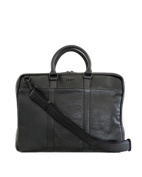 Zemp Supernova 15″ Laptop Bag | Black - KaryKase