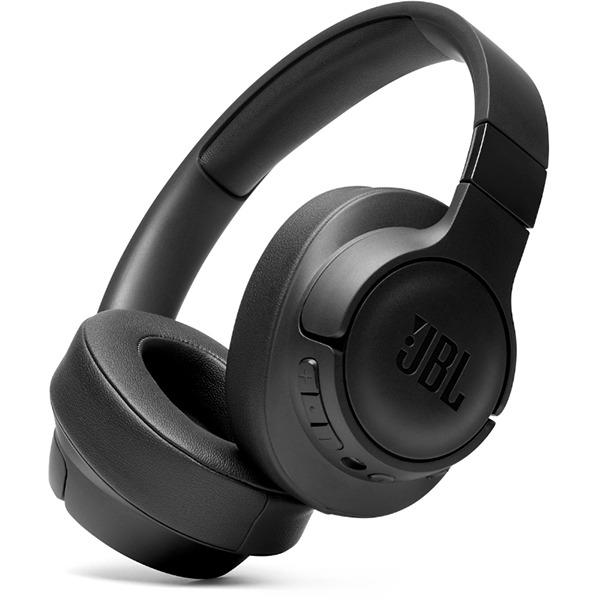 JBL Tune 750TNC Wireless Over-Ear ANC Headphones | Black - KaryKase