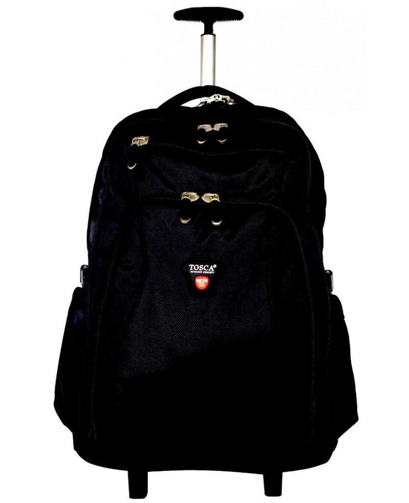 "Tosca Laptop Trolley 19"" Backpack 