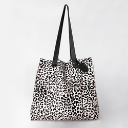 Thandana Tote Wild Animal Print Leather Handbag - KaryKase