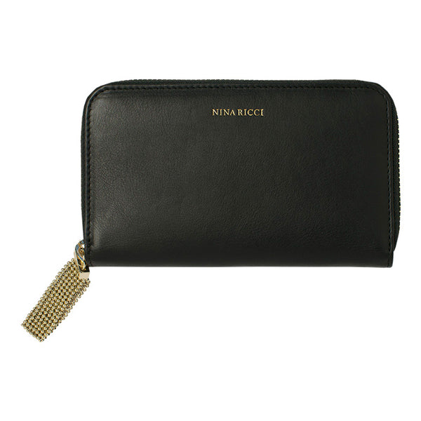 Nina Ricci iPhone Pouch Perle | Black