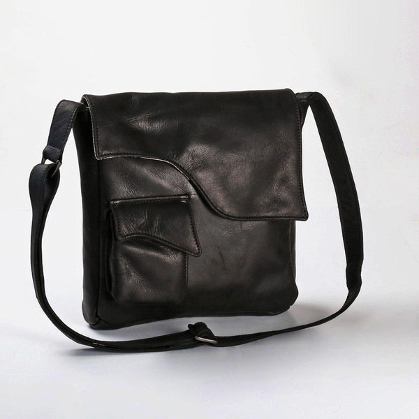 Thandana Leather Tablet Sling Bag - KaryKase
