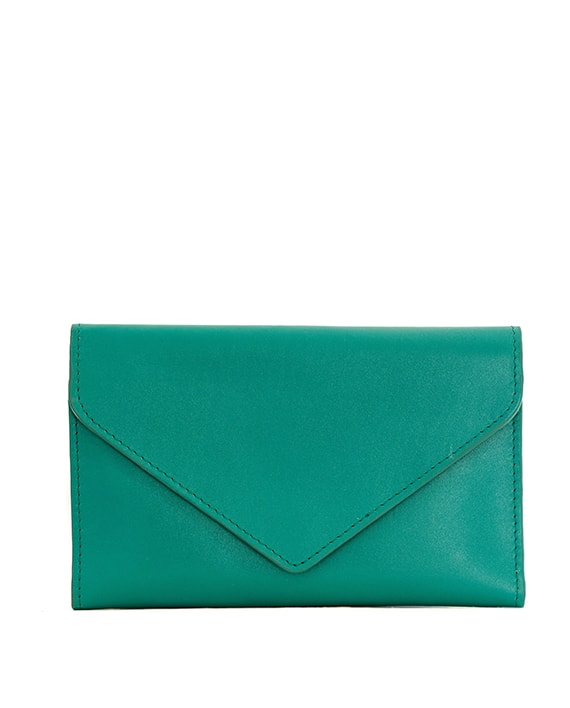 Zemp Tracey Fold-up Purse With Removable Coin Pouch | Ocean Blue - KaryKase
